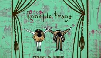 Ronaldo Fraga relança livro