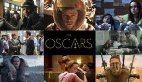 88º Oscar (2016) - cerimônia